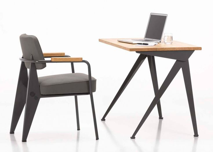 Free Fauteuil Direction chair by Jean Prouvé to be won