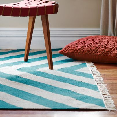 Perfect for the big boys room. 1.2x1.5m Gatsby Rug Ocean