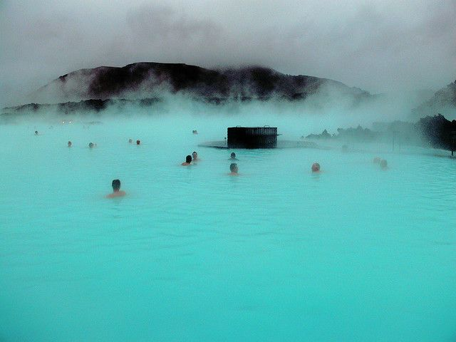 Icelandic bath by jumundim: Buckets Lists, Favorite Places, Natural Photography, Blue Lagoon Iceland, Winter Travel, Iceland Bath, Places I D, Hot Tubs, Hot Spring