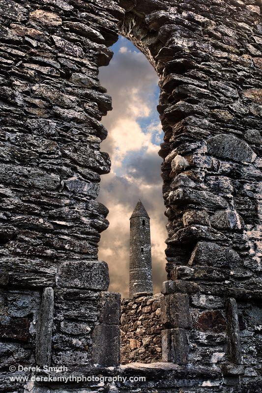Glendalough Valley, Ireland Copyright: Derek Smyth