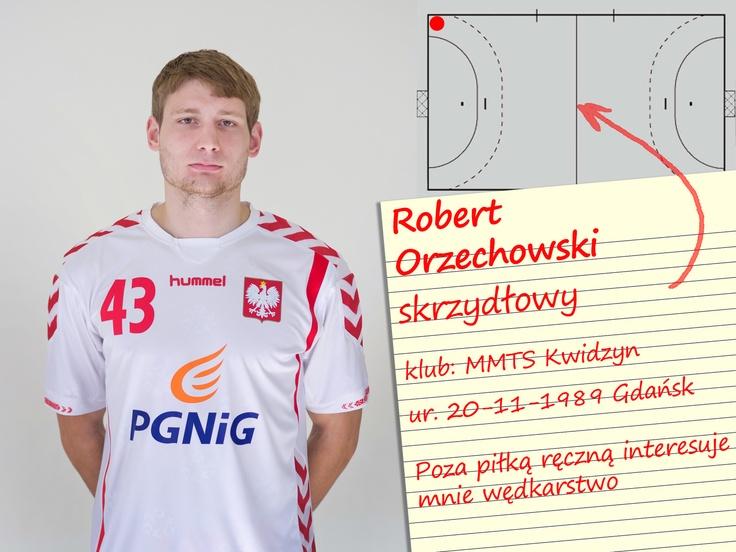 ROBERT ORZECHOWSKI –POSITION: RW