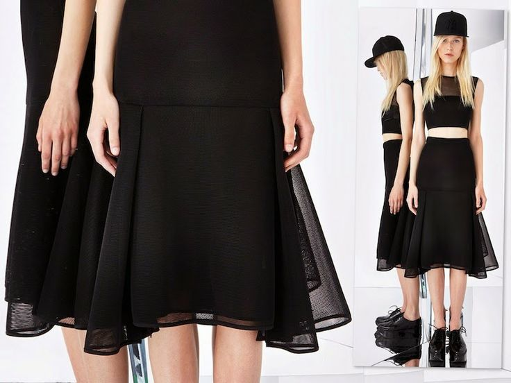 Fashion is Art - Resort 2015: Уличный шик от DKNY