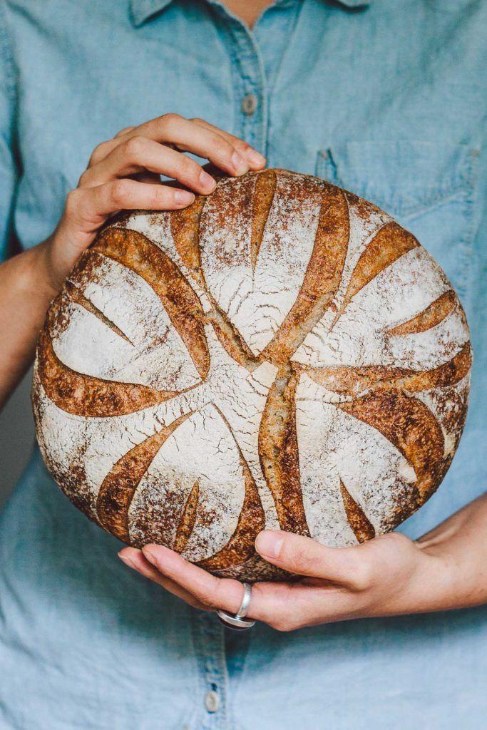 Wholehearted Eats   BASIC SOURDOUGH MADE EASY   http://www.wholeheartedeats.com
