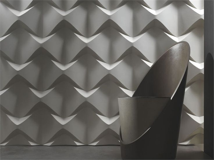 3D SurfaceCAOSInternal finish in cement, Design by Jacopo Cecchi (2011)