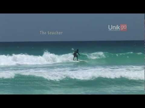 Paddle Surf Cancun (Stand Up Paddle surfing)