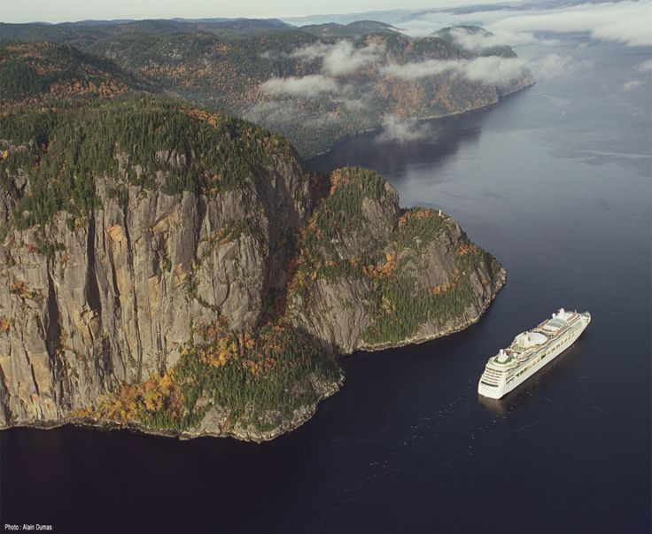 Lac St Jean Fjord