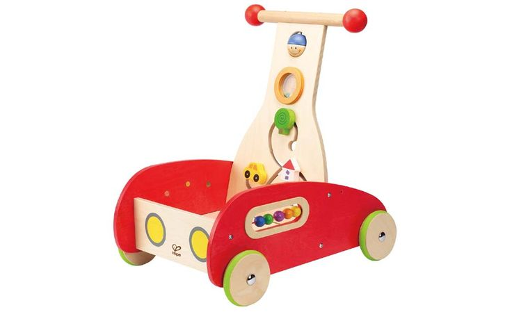 Hape Push and Pull Wonder Walker