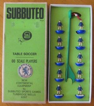 Chelsea Vintage SUBBUTEO Players