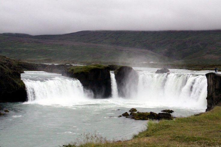 Islanda: cascata Godafoss