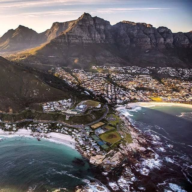 Clifton and Camps Bay, Cape Town
