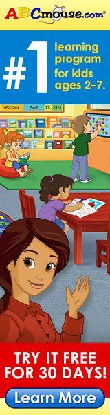 Play dough mats, dot to dot, etc. preschoolers