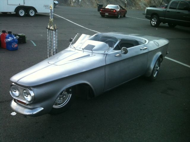 Mid Engine Corvair Convertible, Mid, Free Engine Image For ...