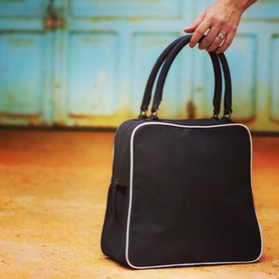 Airliner bag retro airline bag vintage-inspired by STUFFORHUMANS