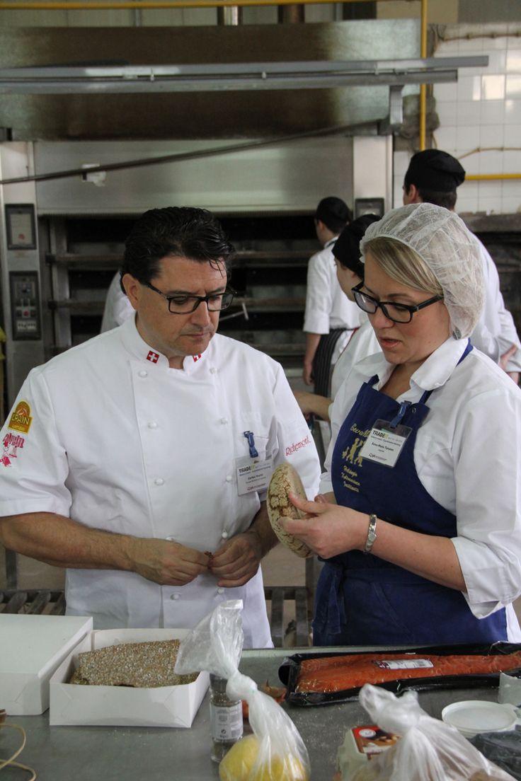 Padeiros de nove países juntos em Bragança | Bakers from nine countries on a workshop in Bragança