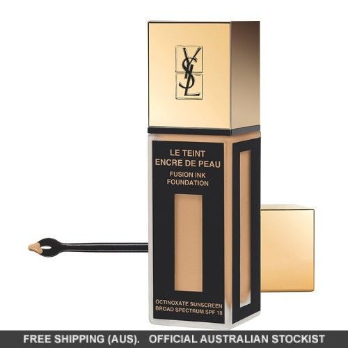 Yves Saint Laurent Fusion Ink Foundation #adorebeautydreamhaul