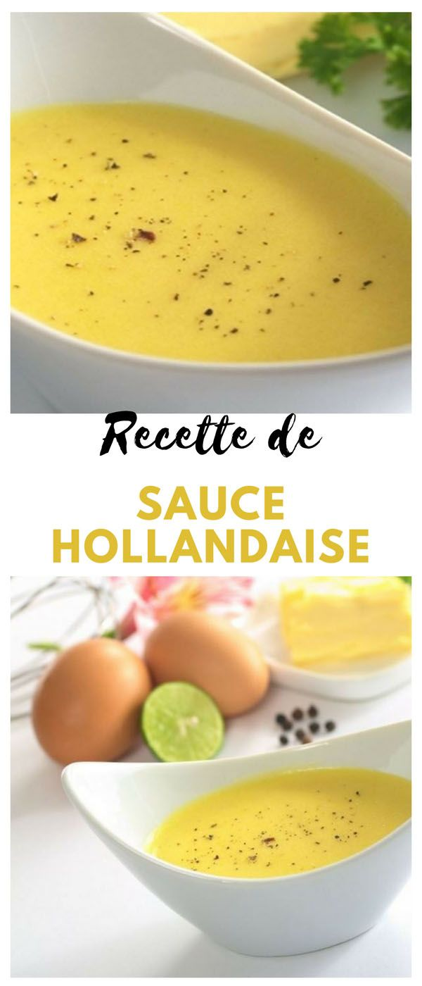 #sauce #hollandaise
