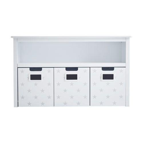 Easy Reach Storage - Grey Star Drawers