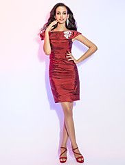 thuiskomst cocktail party dress - bordeaux grot... – EUR € 94.99