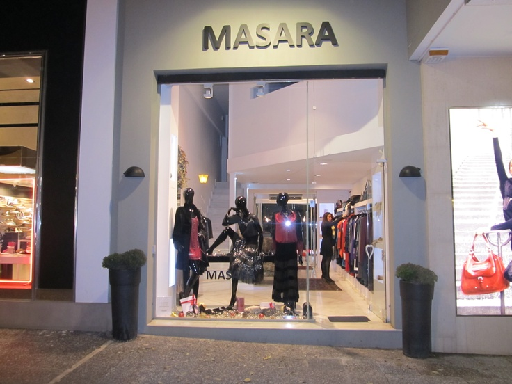 WINDOW SHOPPING MASARA BOUTIQUE