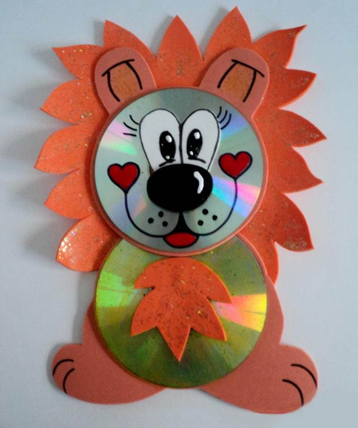 17 Best Images About CD Disk Crafts On Pinterest