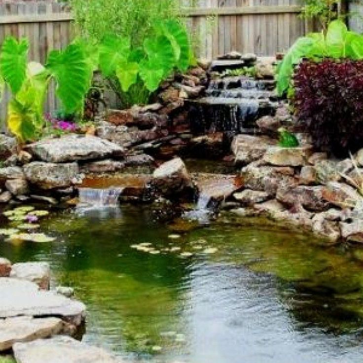 12 Creative Koi Pond Ideas You Can Build Yourself To ...