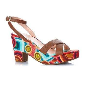 Sandali in pelle - multicolore - Desigual | Brandalley