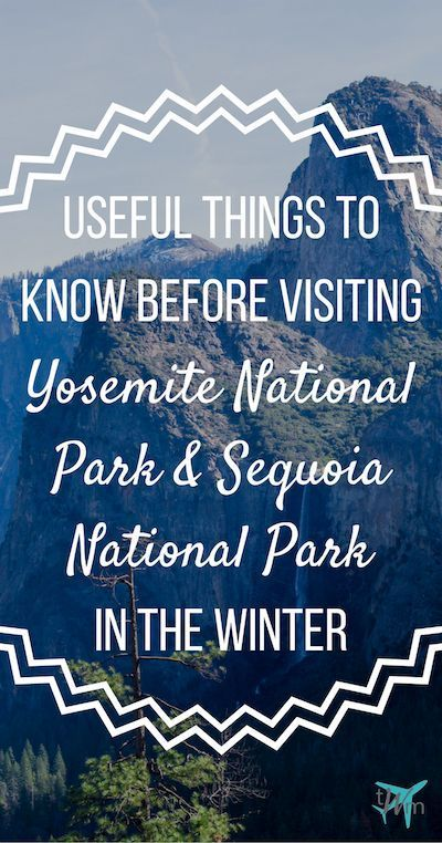 Thinking of visiting either Yosemite National Park…