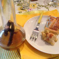 Grappa alla liquirizia - dieta mediterranea - Hotel Calanca - Marina di Camerota #iomangioitaliano