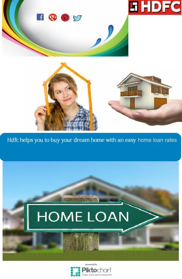 Hdfc hassle free and easy #homeloanrates . Apply Today