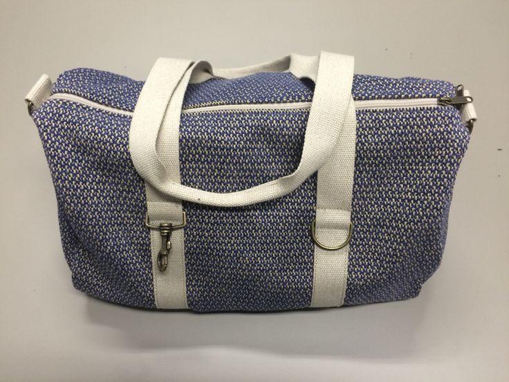 4 - medium boat bag - L50cm X H45cm - natural cotton
