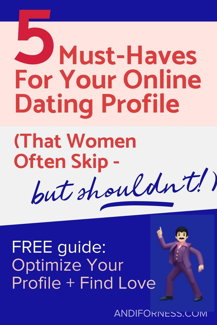 find their dating profile free