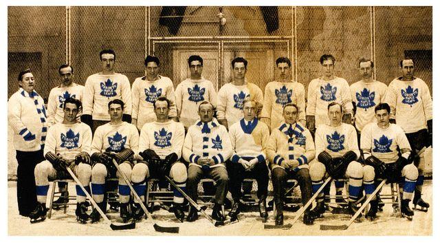 The 1932 Toronto Maple Leafs