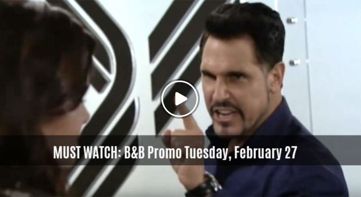 MUST WATCH The Bold And The Beautiful Preview Video Tuesday, February 27: Katie Stands Her Ground,  Bill Calls Her Disgusting