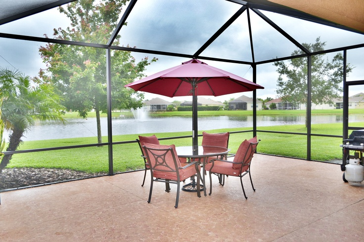 Lexington parrish fl screened lanai 11582 57th street for Florida house plans with lanai