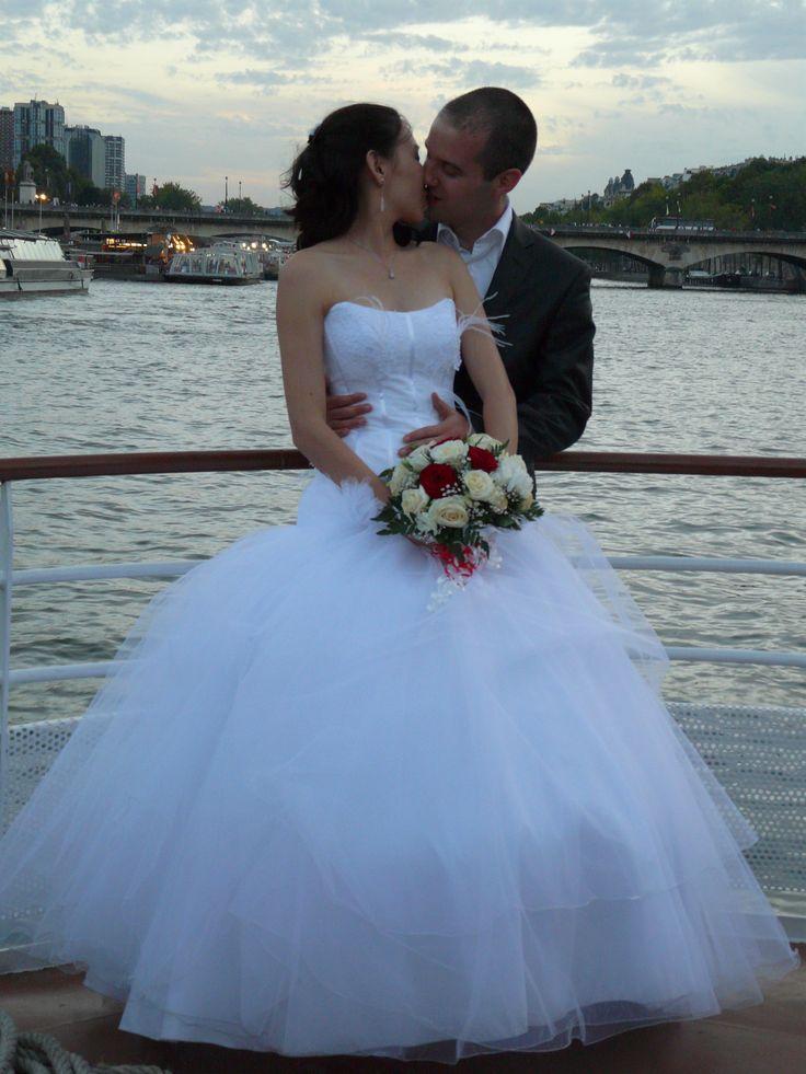 pniche aabysse paris le de france - Peniche Mariage Paris