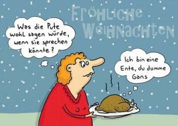Frohe Weihnachten Witzig