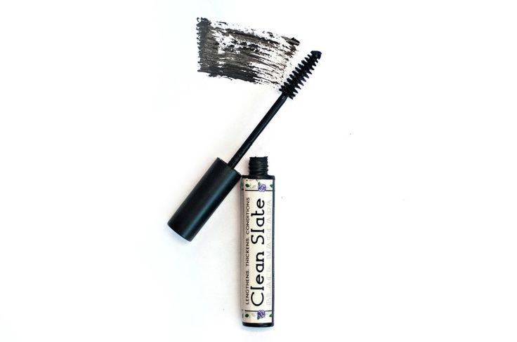 """""""Clean Slate"""" Natural Black Mascara"""