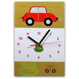 Prezent na Dzień Dziecka - dziecięcy zegar