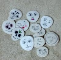 Dotee Doll Faces