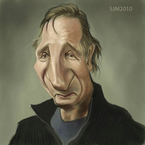 Funny Caricatures Of Famous People - Pinterest