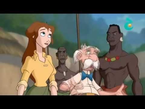Dessin anime arabe enfant bébé debutant apprendre educatif - Tarzan 22