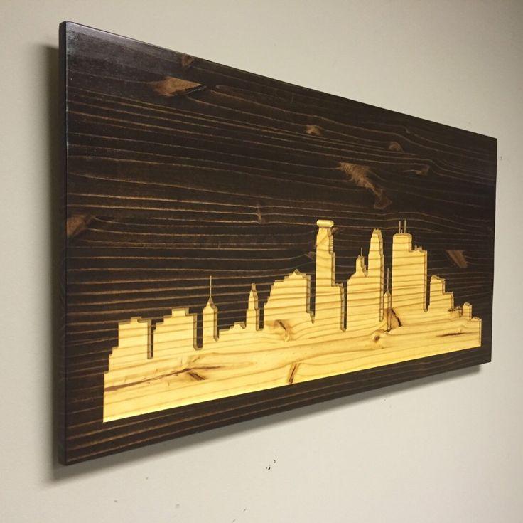 Beautiful Wall Wood Art Composition - Art & Wall Decor - hecatalog.info