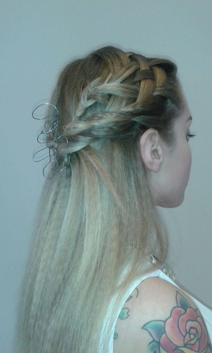 #acconciatura 2016 @lpparrucchieri #biondo #frisee #capelli lunghi #Hairstyle #hairdresser, #hairstylist