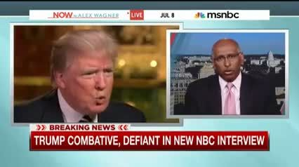 Here's the question about Trump that made Michael Steele go, 'OH HELL NO!!! That ain't gonna happen!!' » The Right Scoop - 7/8/15
