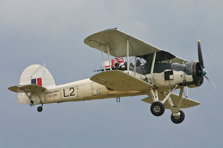 """rockyp77: """" enrique262: """" The British Fairey Swordfish biplane torpedo bomber, which holds the distinction of having caused the destruction of a greater tonnage of Axis shipping than any other Allied..."""