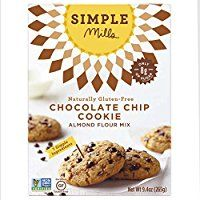 Simple Mills Chocolate Chip Cookie Mix, 3 Count