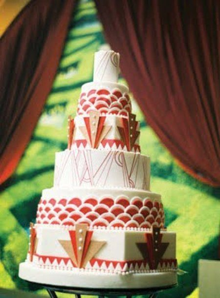 1930s wedding cake 9 best architectural wedding cakes images on 10084