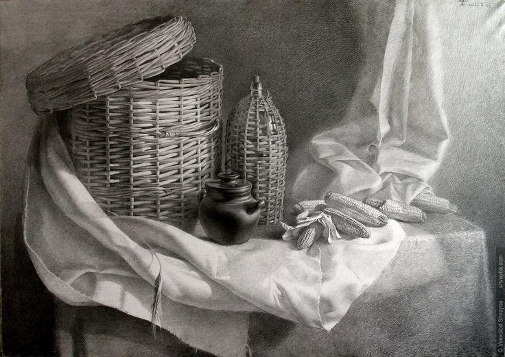 Shadows on wicker baskets by shvayba on deviantART
