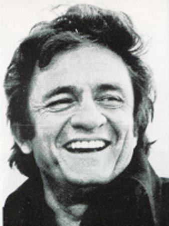That Killer Smile ... Johnny Cash