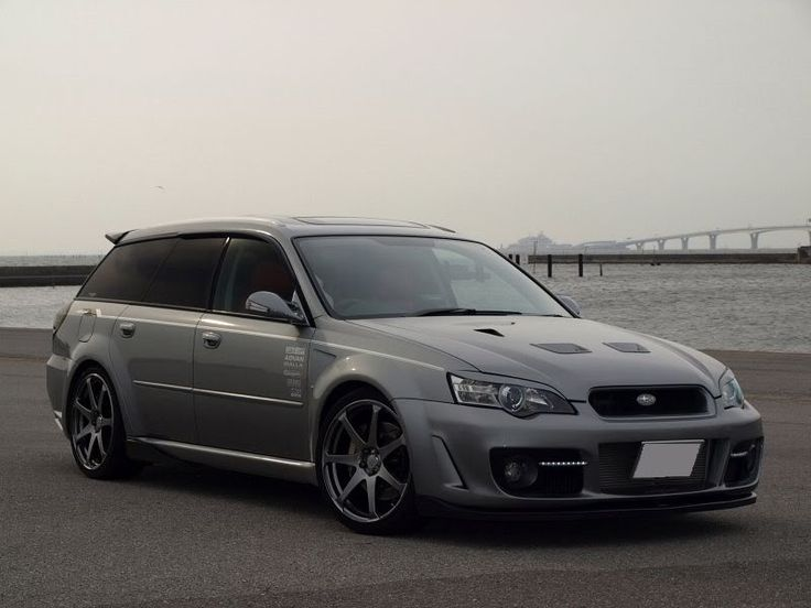 Awesome Subaru Legacy Wagon